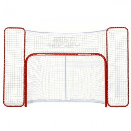 "Hockey Net Winnwell ProForm72"" with Backstop"