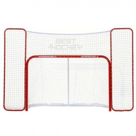 "Hockey Net Winnwell ProForm72"" with Backstop"
