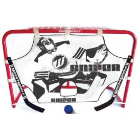 Kinder Winnwell Mini Eishockeytor Set 32 ""
