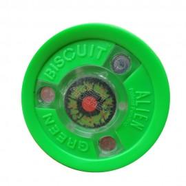 Green Biscuit Alien