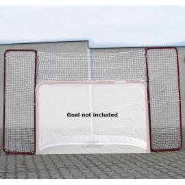 EZGoal Hockey Backstop Rebounder