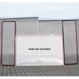 EZGoal Hockey Backstop Rebounder